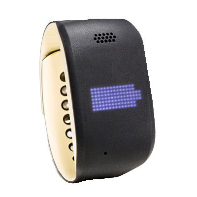 bracelet et batterie
