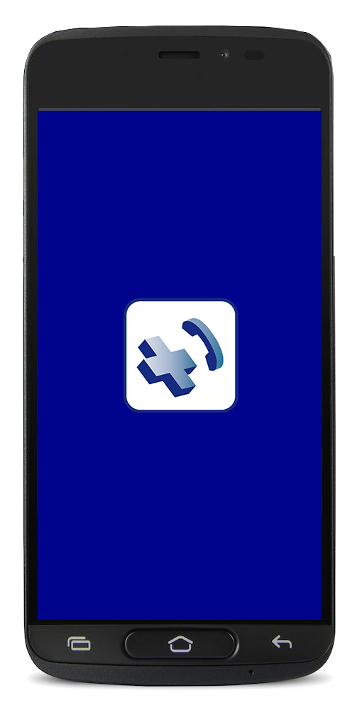 Smartphone téléassistance professionnelle