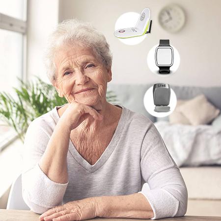 téléassistance domicile senior